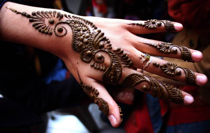 Mehndi Designs for eid 2021
