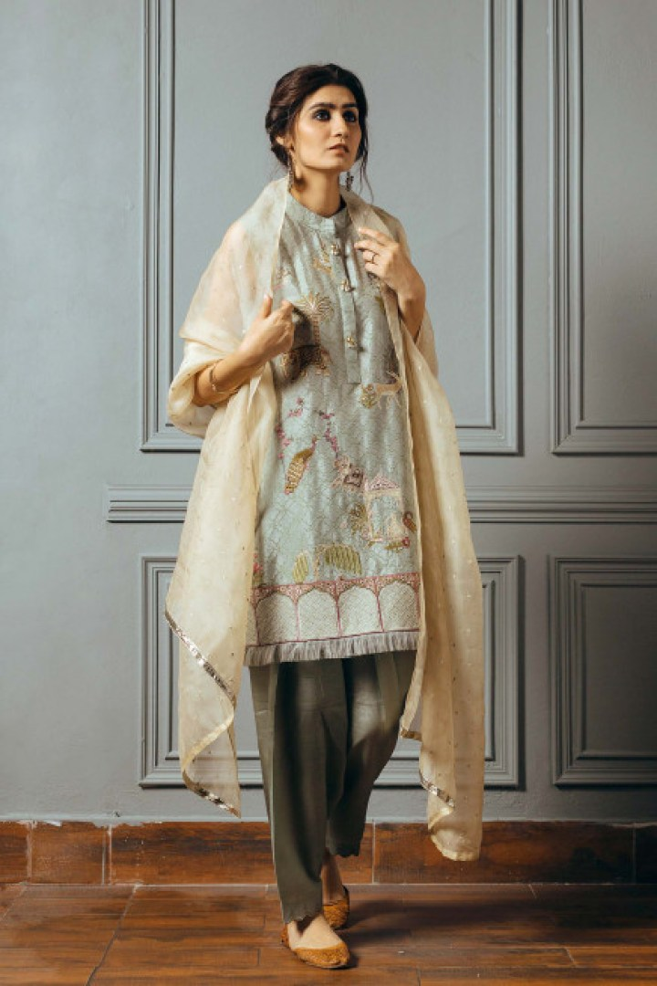 Zara Shahjahan Ready To Wear Festive Collection 2019