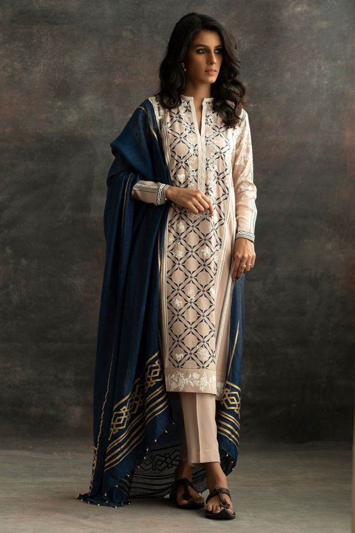 Latest Nida Azwer Eid Pret Collection 2019