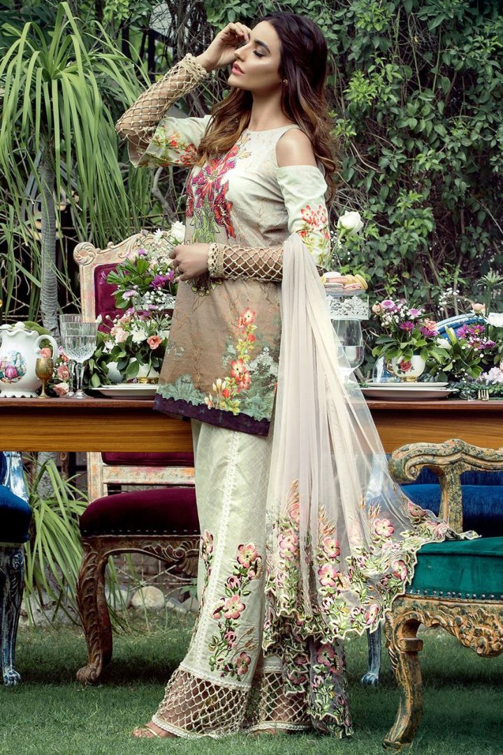 Latest Tabassum Mughal Summer Collection 2019