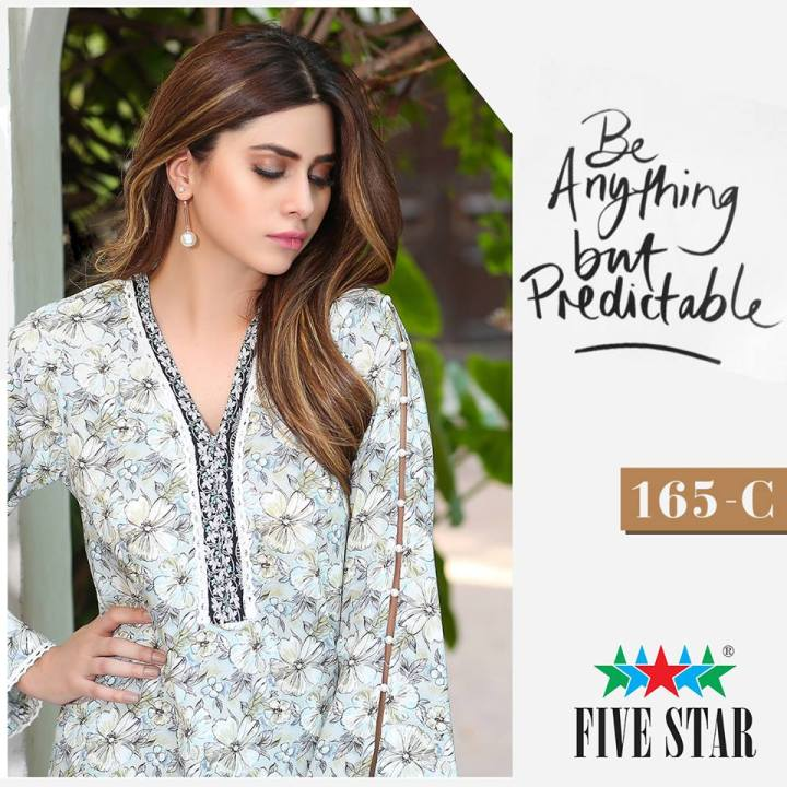 Latest Five Star Eid Collection 2019