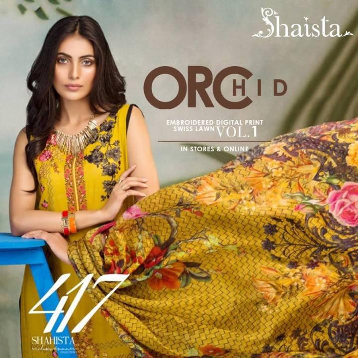 Latest Shaista Summer Collection 2019