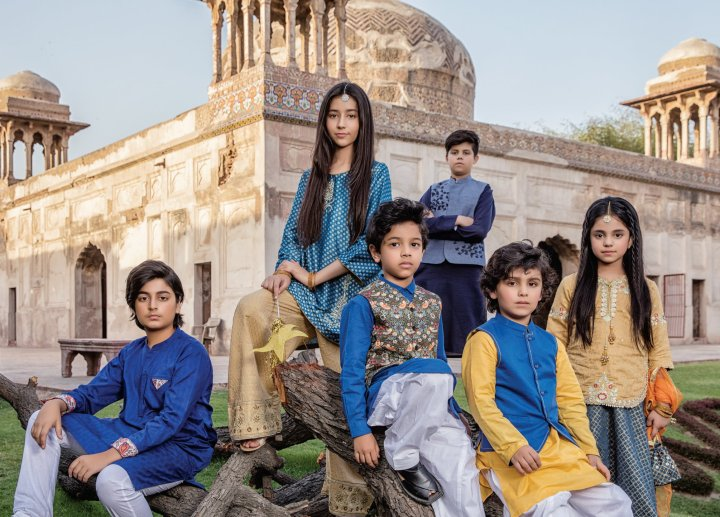 Leisure Club Kids Eid Collection 2019