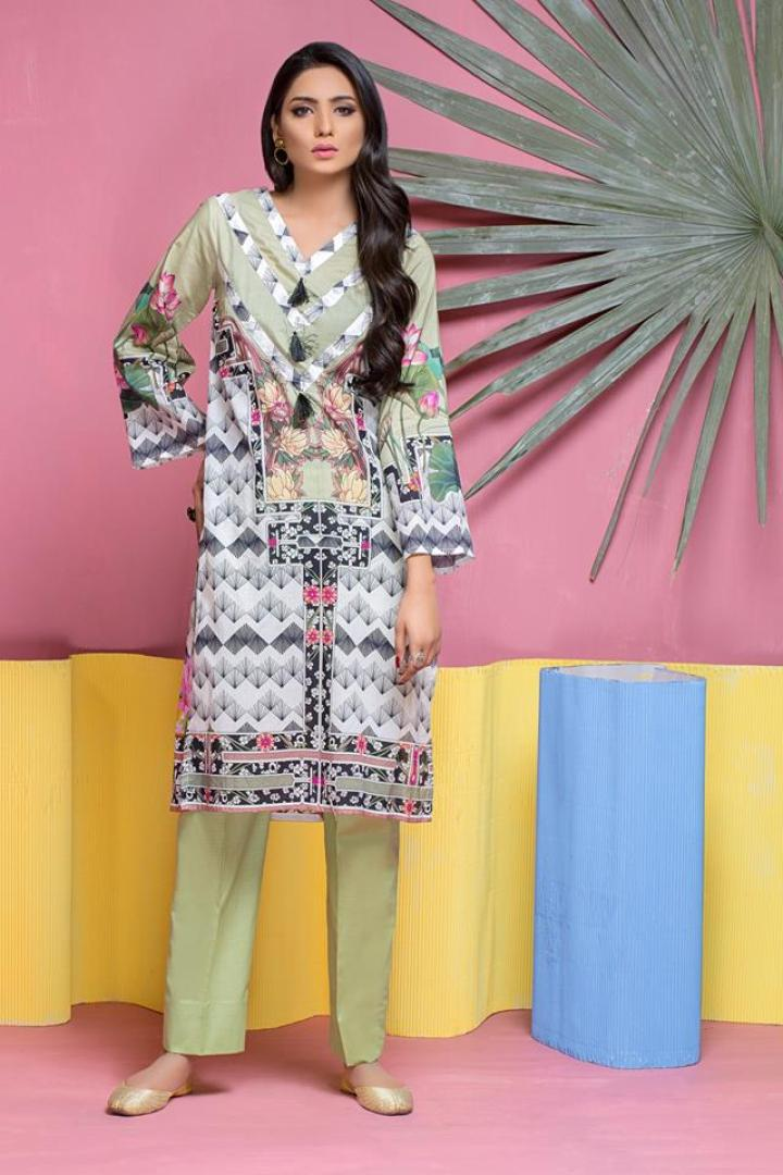 Phulkari Eid Collection By Taana Baana 2019