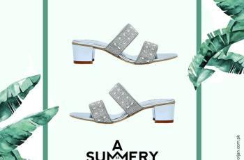 Borjan Shoes Eid Collection 2019