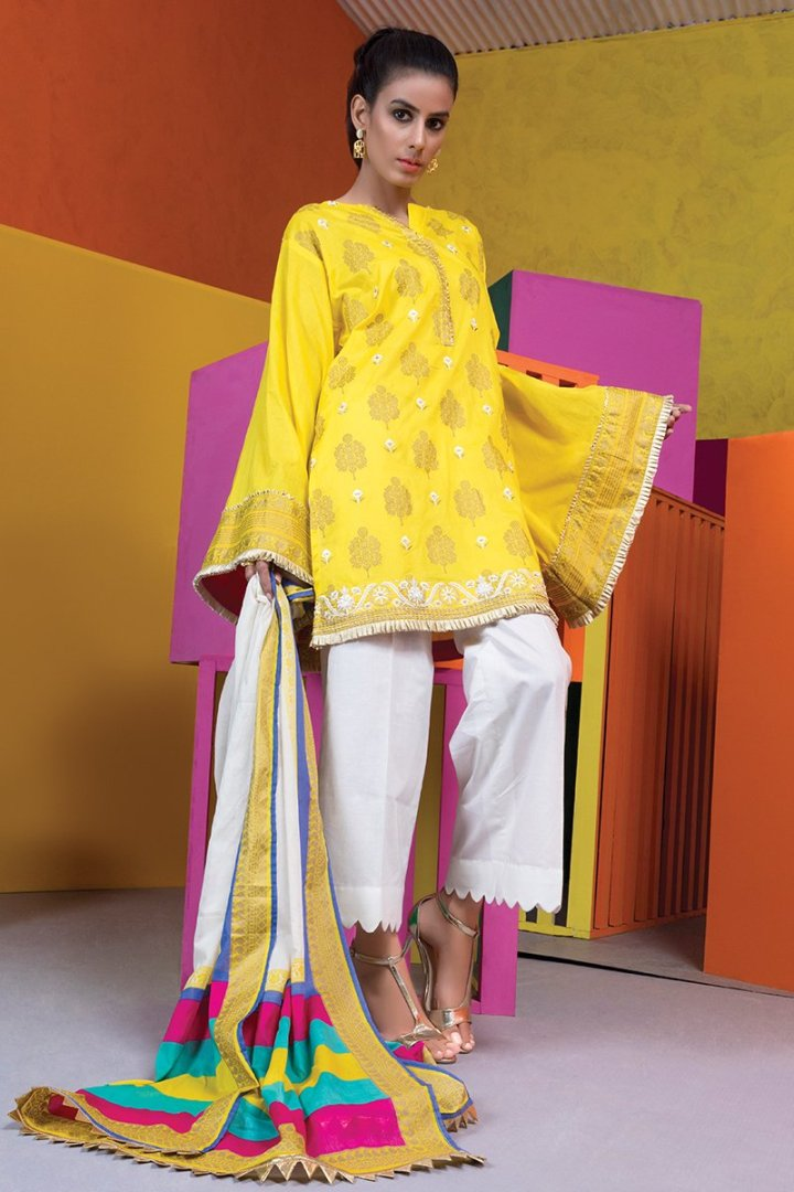 Latest Orient Eid Lawn Collection 2019