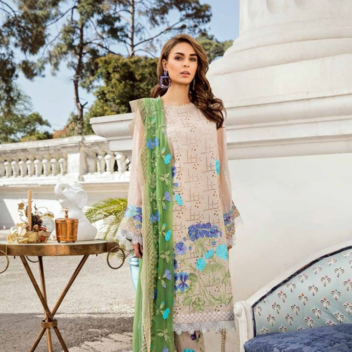 Latest Charizma Eid Lawn Collection 2019