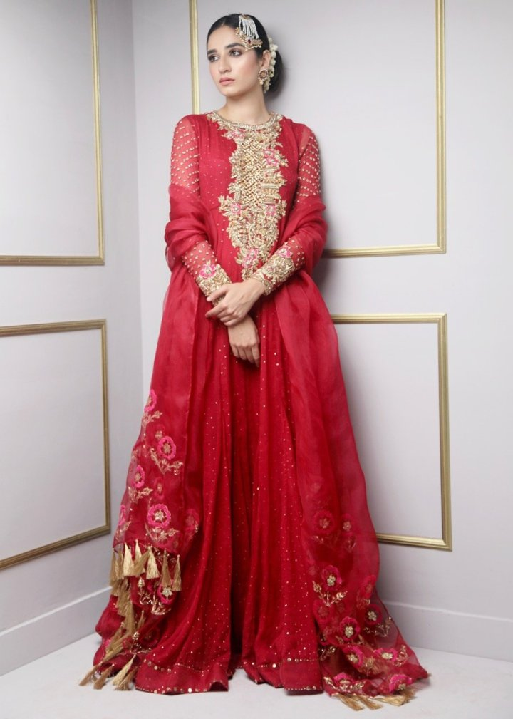 Silk By Fawad Khan Luxury Pret Eid Collection 2019