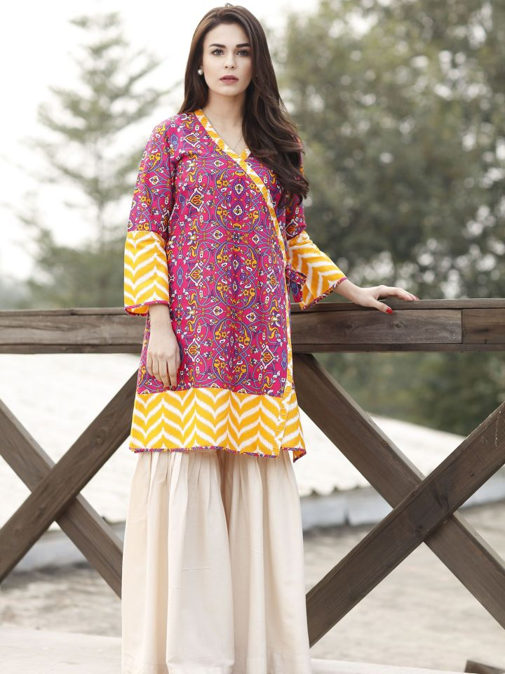 Eid Frocks Designs 2020