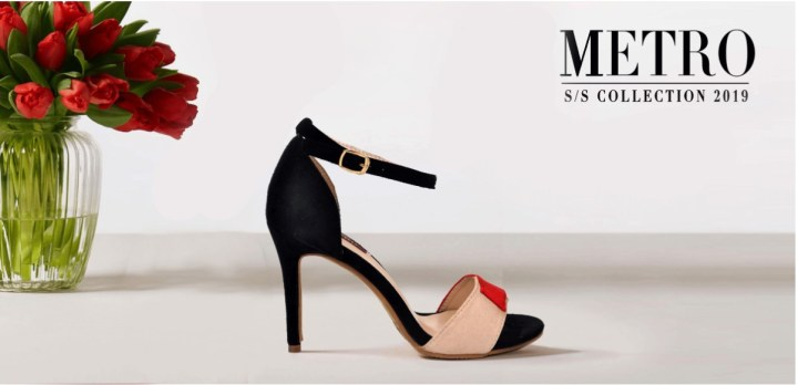 Latest Metro Shoes Eid Collection 2019
