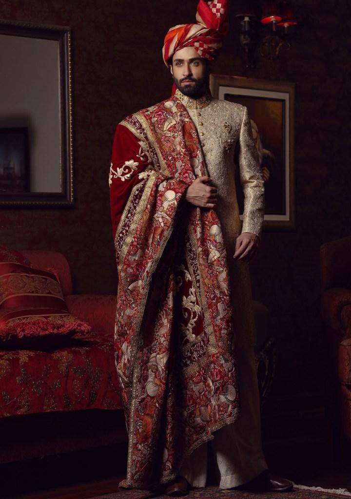 Latest Amir Adnan Wedding Collection 2019
