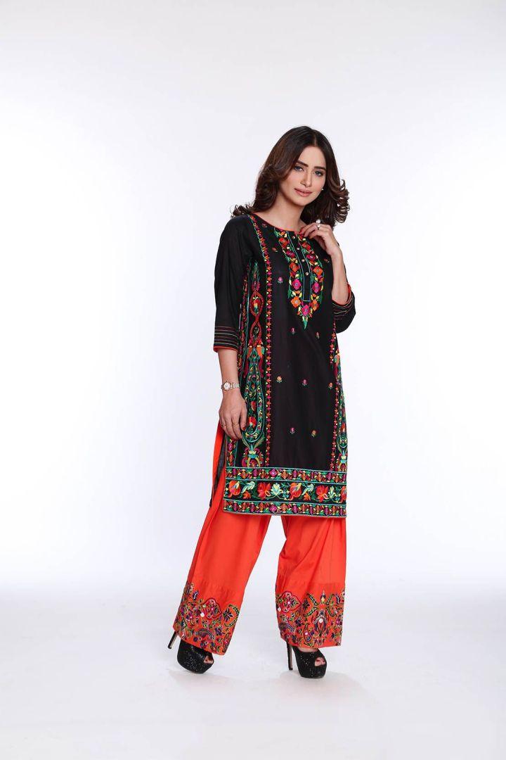 Rang Ja Eid Kurti Dresses 2019