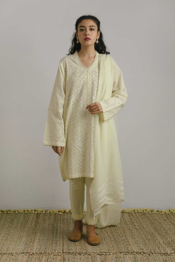 Latest Zara Shahjahan Eid Lawn Collection 2019