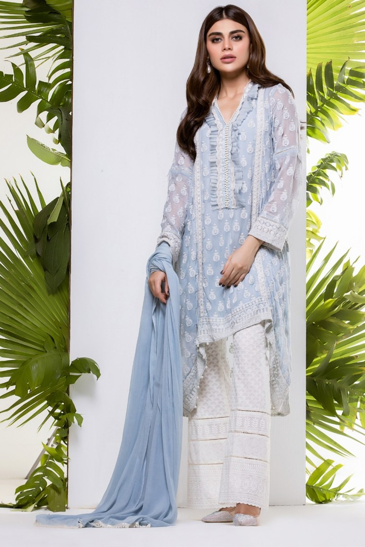 Firdous Pret Eid Collection 2019