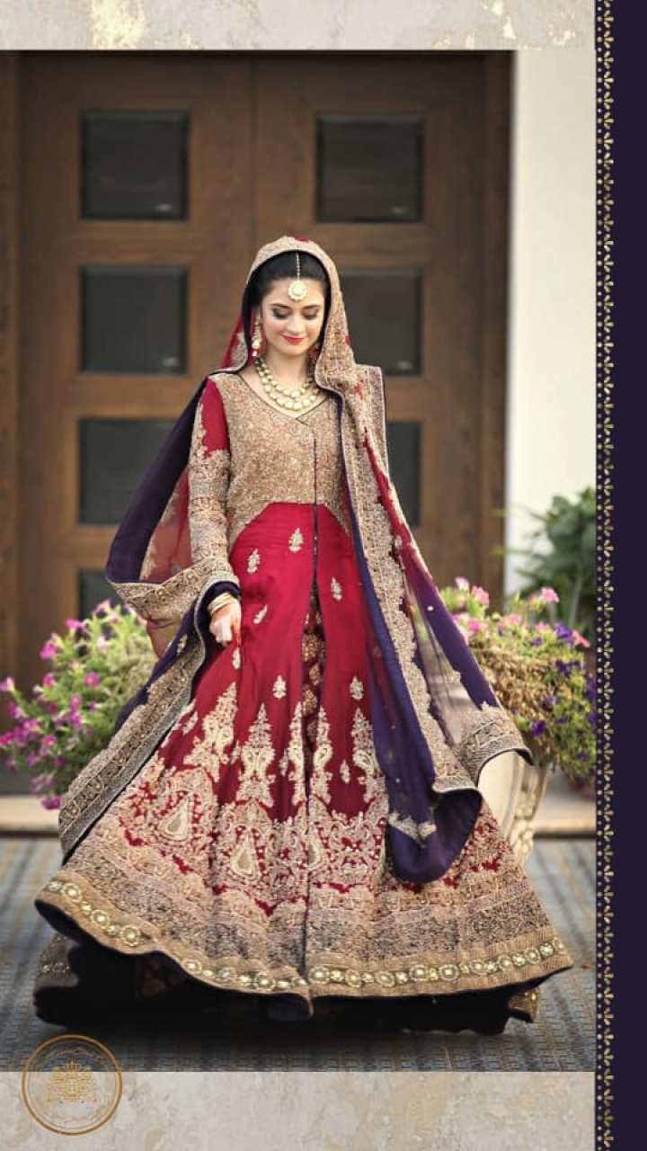Latest HSY Bridal Collection 2019