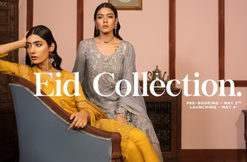 Latest Beech Tree Lawn Eid Collection 2019