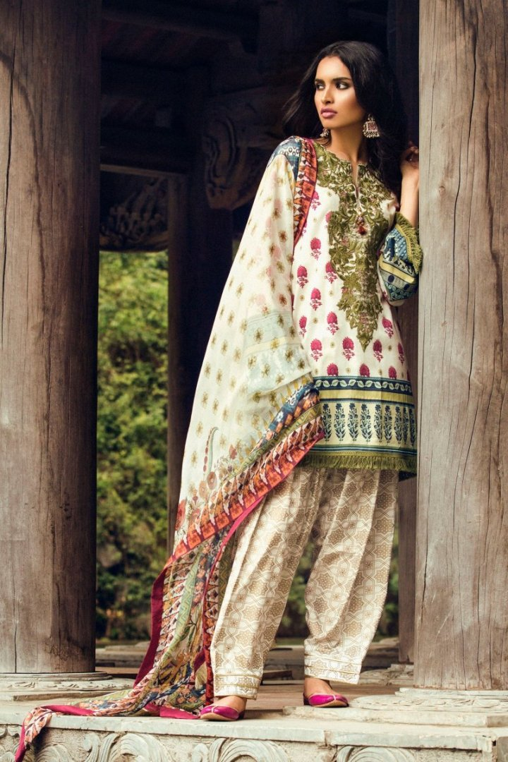 Latest Hsy Eid Lawn Collection 2019