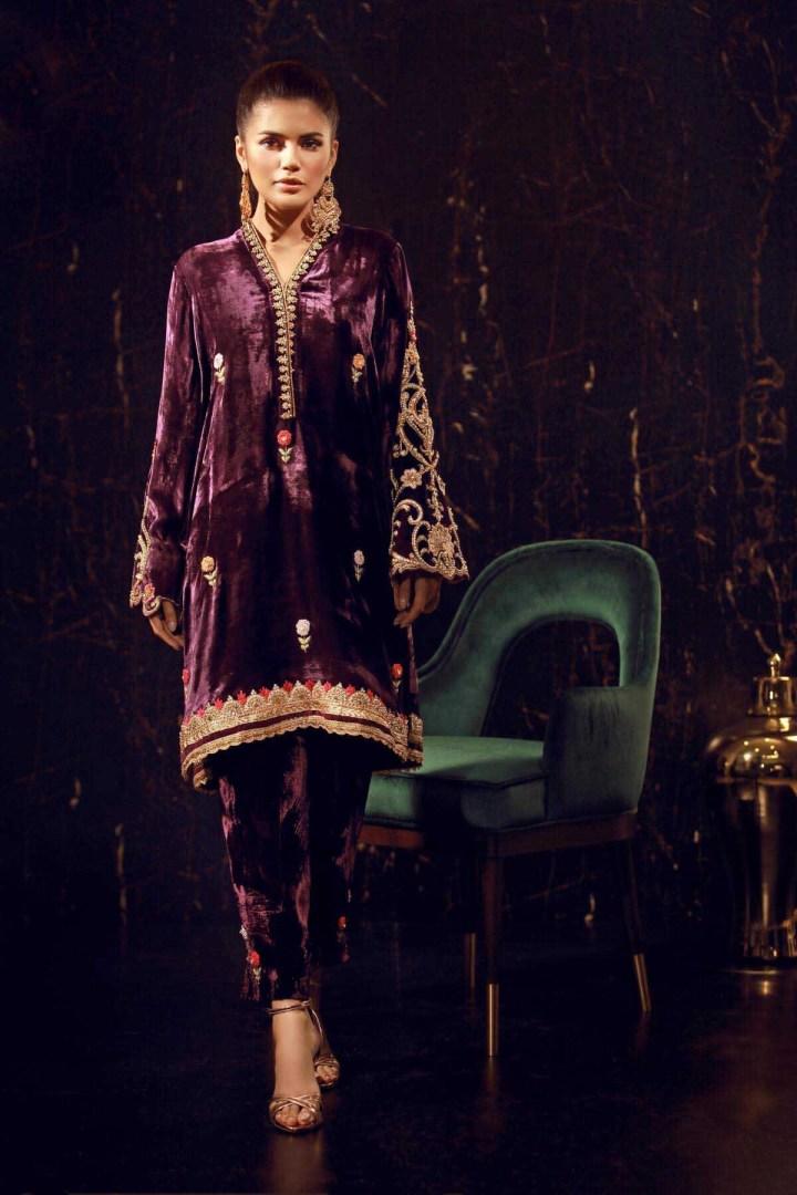 Sana Abbas Formals Festive Collection 2019