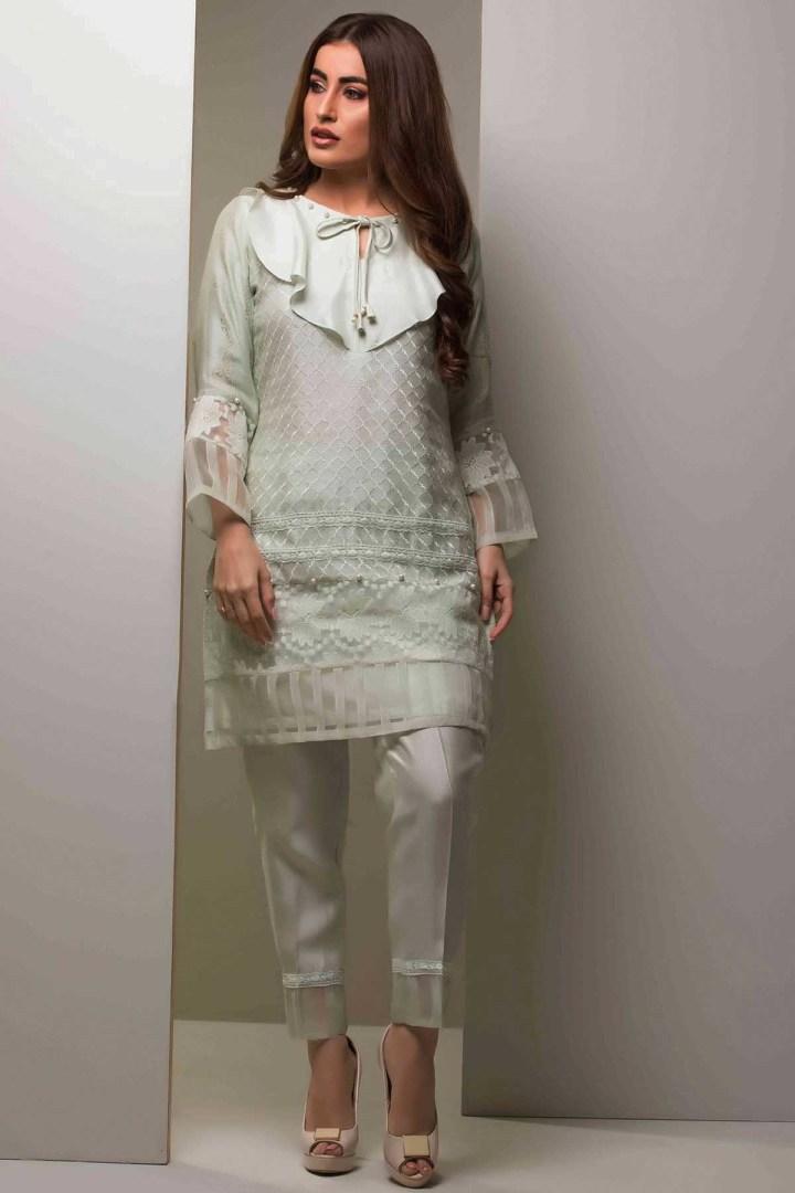 Latest Sana Abbas Luxury Pret Eid Collection 2019