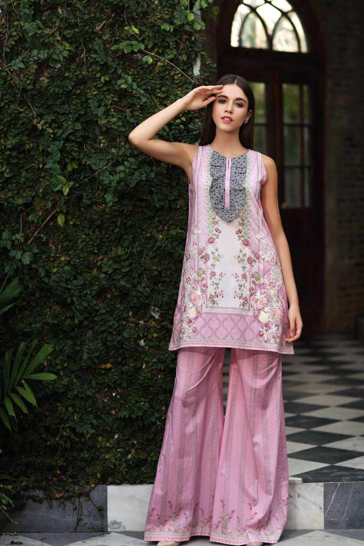 So Kamal Unstitch lawn Eid Collection 2019