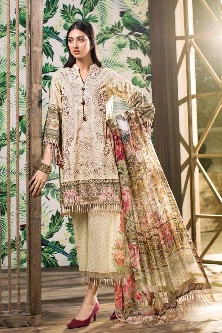 Latest Jahanara Embroidered Eid Lawn Collection 2020