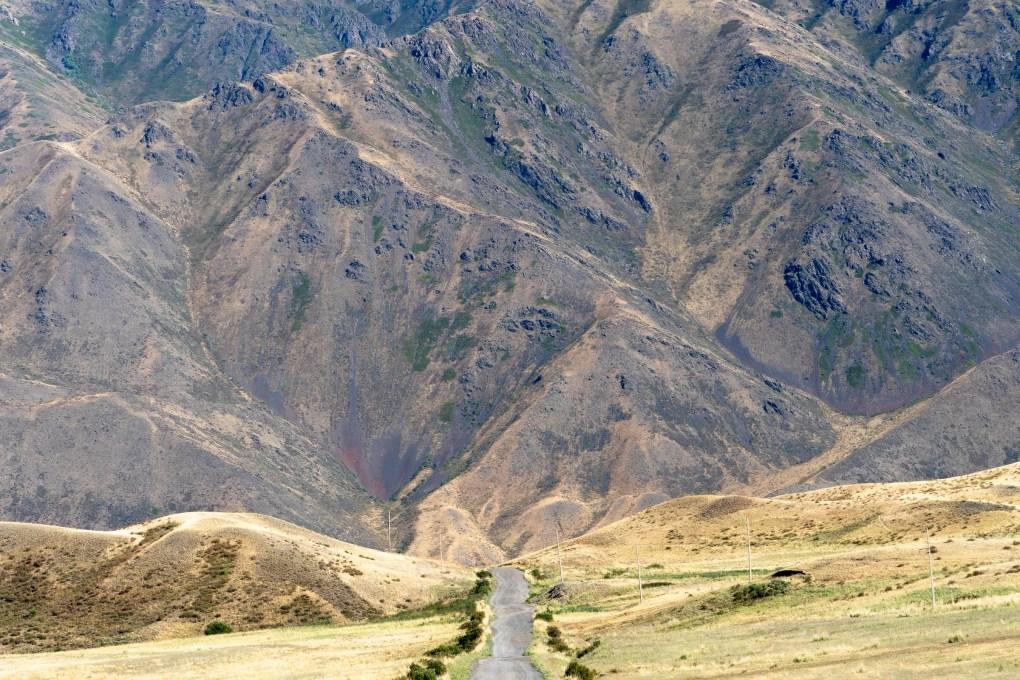 bergen in Kazachstan
