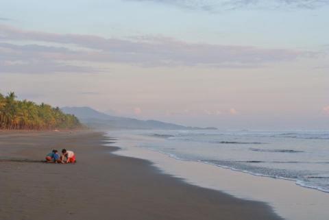Playa Linda Costa Rica off the beaten path