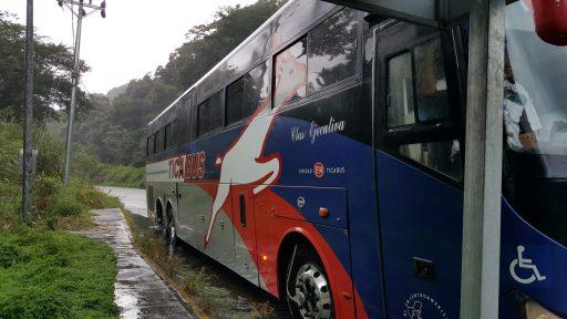 Peñas Blancas Ticabus Costa Rica