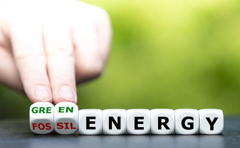 4IR Implications Part 3: Energy Transition
