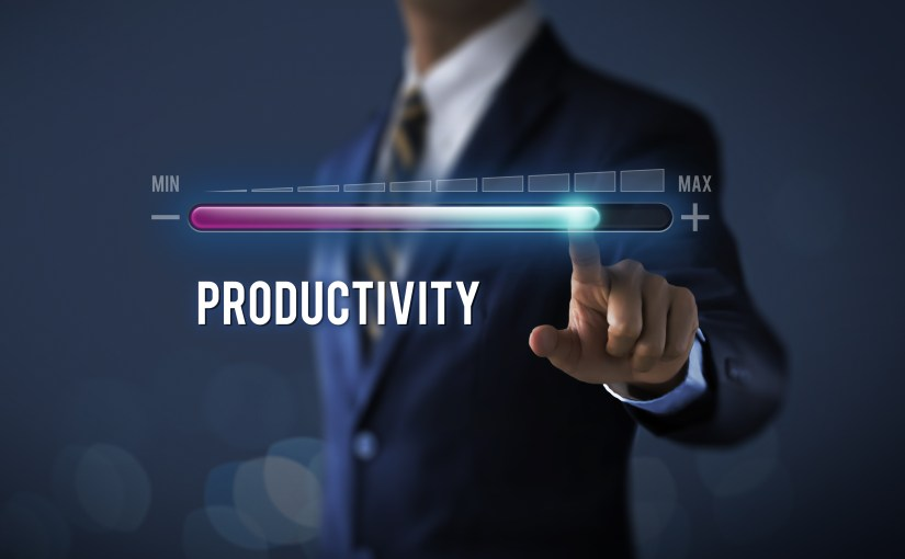 It's all about productivity