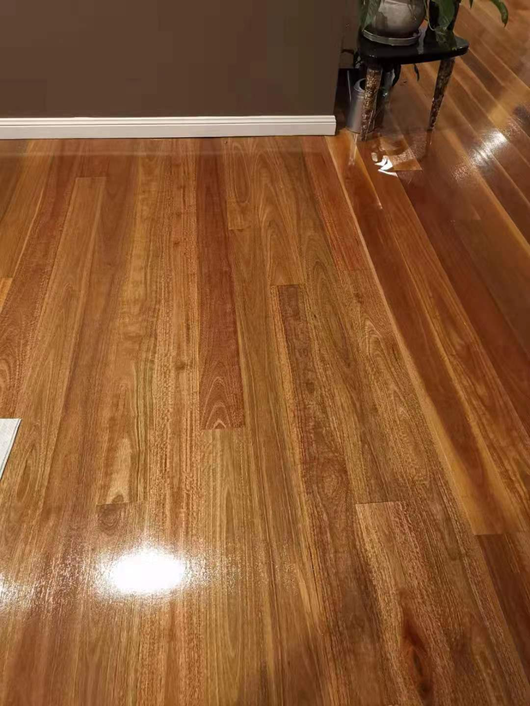 Sand and polish - Spotted Gum - 003