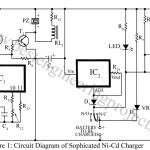 Ni-Cd Battery Charger Circuit