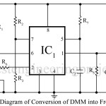 Frequency Counter Using Digital Multi-Meter