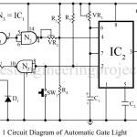 Automatic Gate Light Circuit
