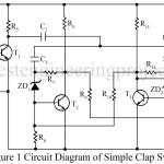 Clap Switch Circuit