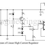 High Current Regulator Circuit