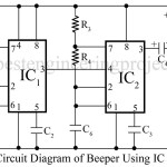 Beeper Circuit | 555 Timer Project