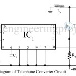 Telephone Converter Circuit