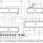Electronic Pendulum Using NE555