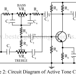 Tone Control Circuit (Active and passive)