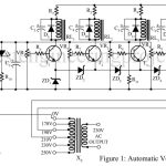 Automatic Voltage Stabiliser Circuit