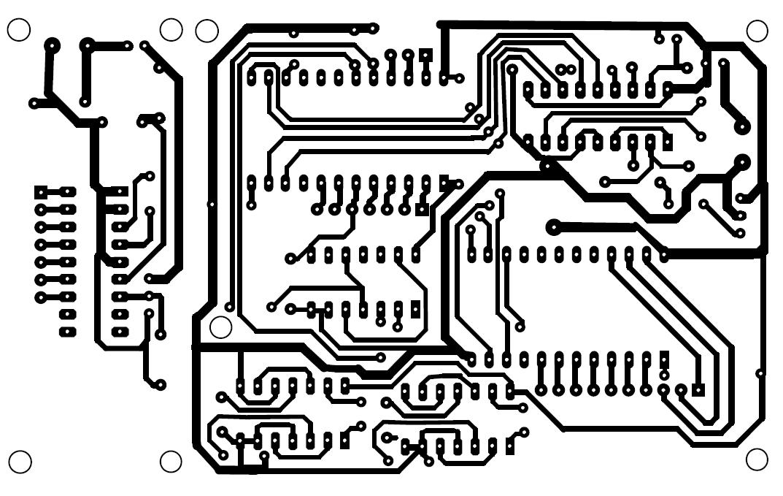 dtmf based remote control system