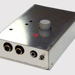 Electric guitar preamp circuit