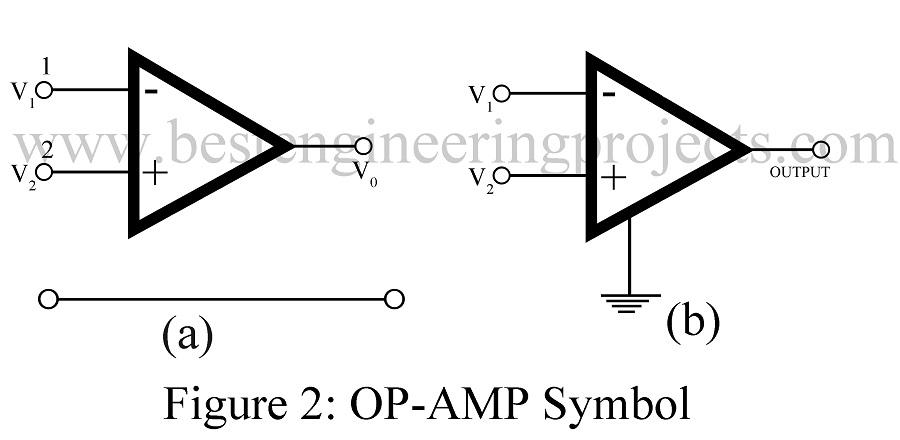op amp symbol