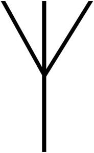 symbol of antenna