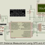 DIY Distance Measurement using GPS and ATmega328P