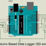 Arduino Based Data Logger (Temperature)