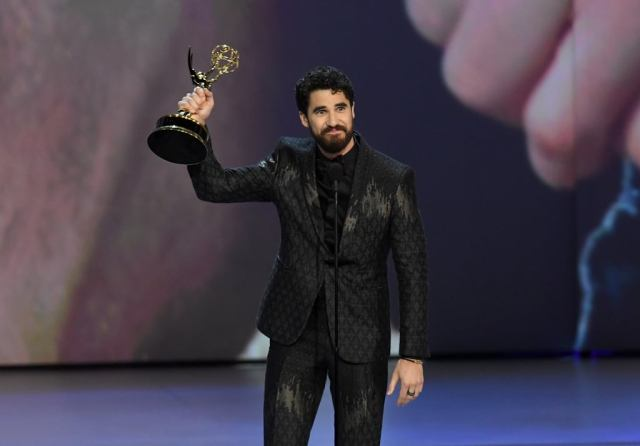 Darren Criss, Primetime Emmy Awards 2018
