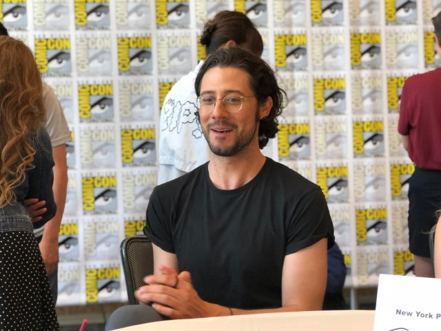 The Magicians interviews 2018 Hale Appleman