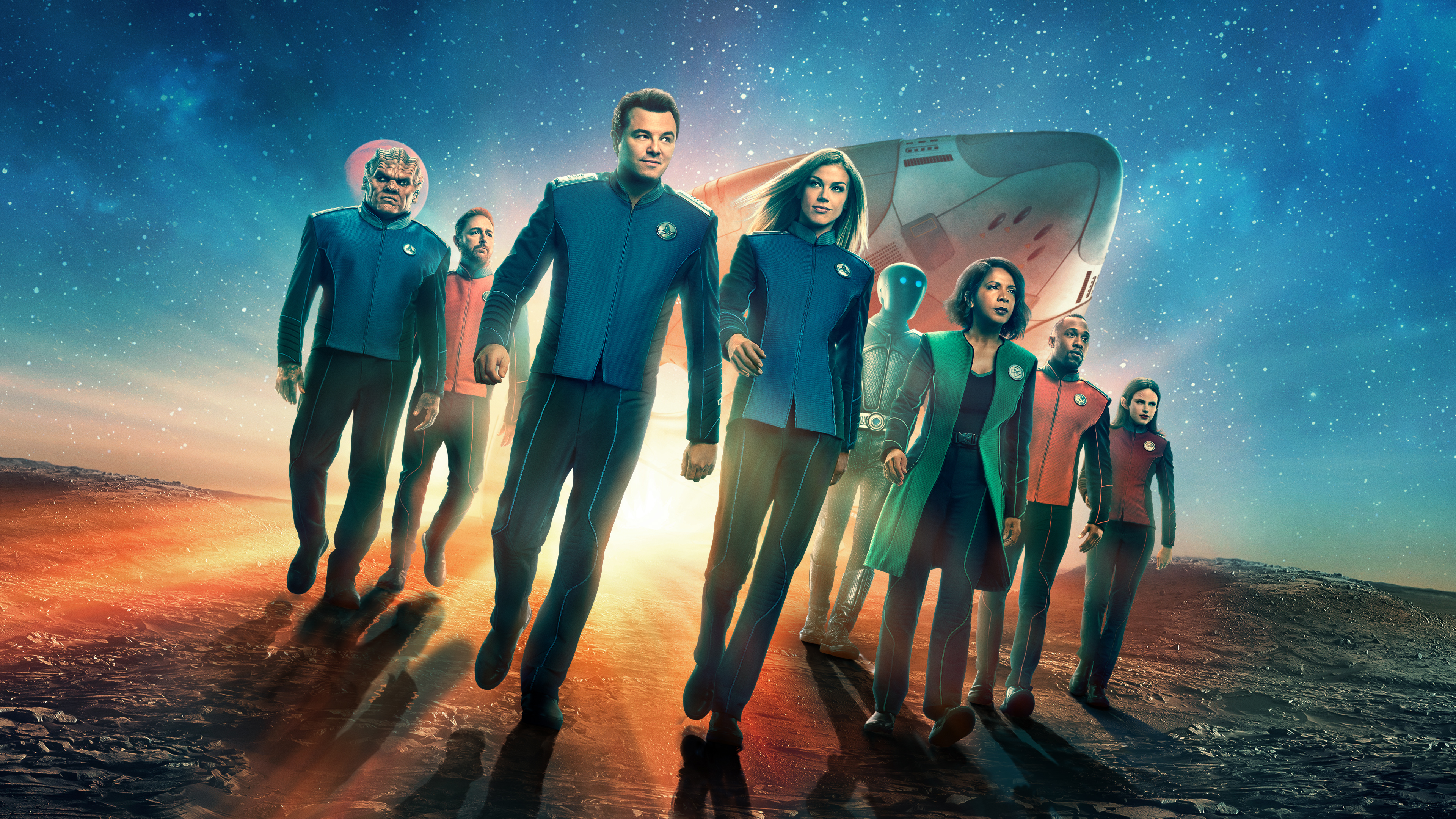 The Orville | Season 2 | Fox